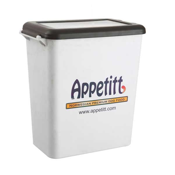 Pet Food Barrel